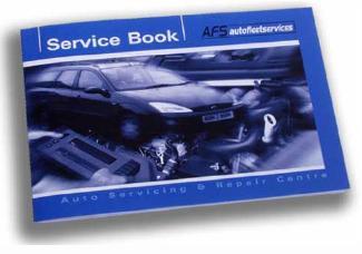 service log book